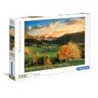 Clementoni  - Rompecabezas Los Alpes 3000 piezas