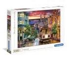 Clementoni  - Rompecabezas San Francisco 3000 piezas