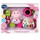 Vtech - Canastilla de juguetes Rosa