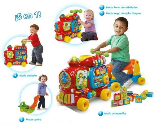 Maxi Tren 5 En 1
