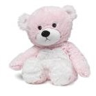 Warmies - Oso Marshmallow Rosa